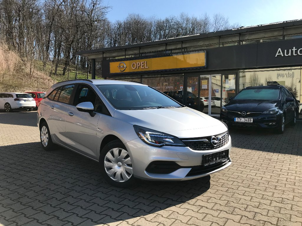 Opel Astra ST Edition 1.2 Turbo 81 kW