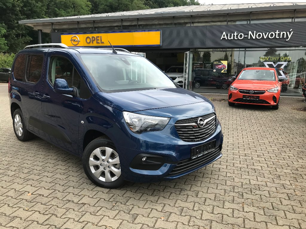 Opel Combo Life Enjoy 1.2 Turbo AUTOMAT