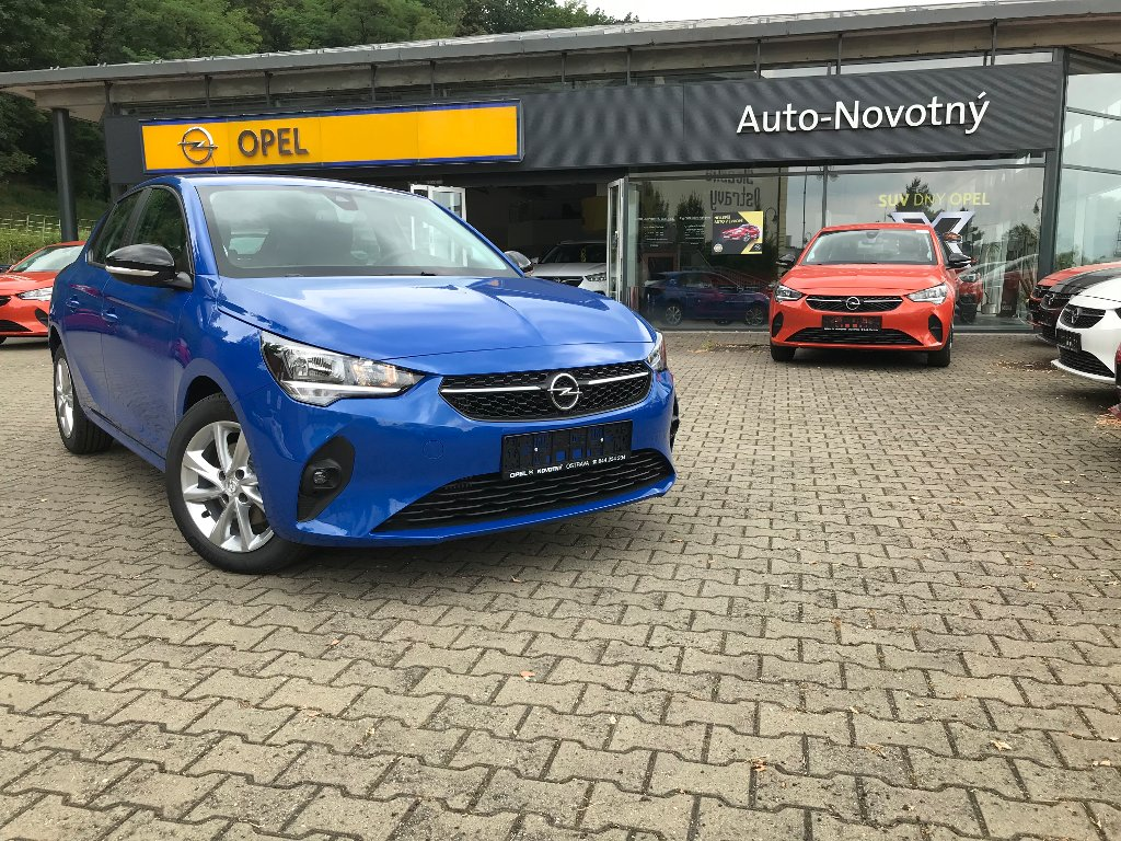 Opel Corsa Smile 1.2 Turbo MT-6