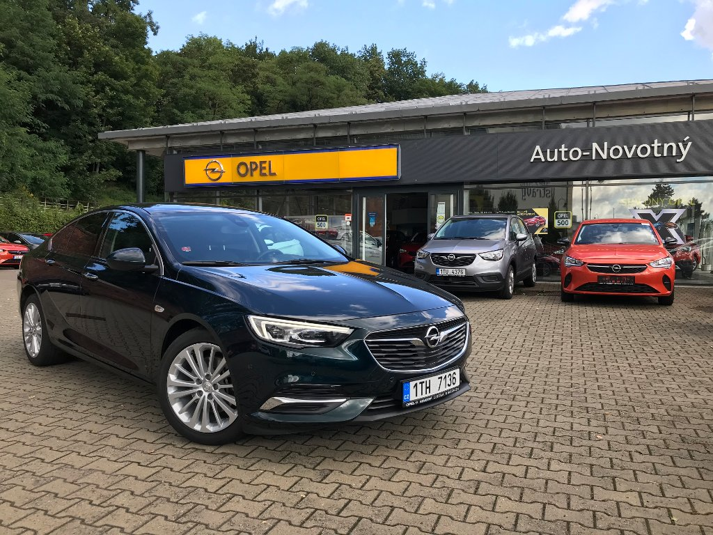 Opel Insignia Innovation 2.0 125 kW MT-6