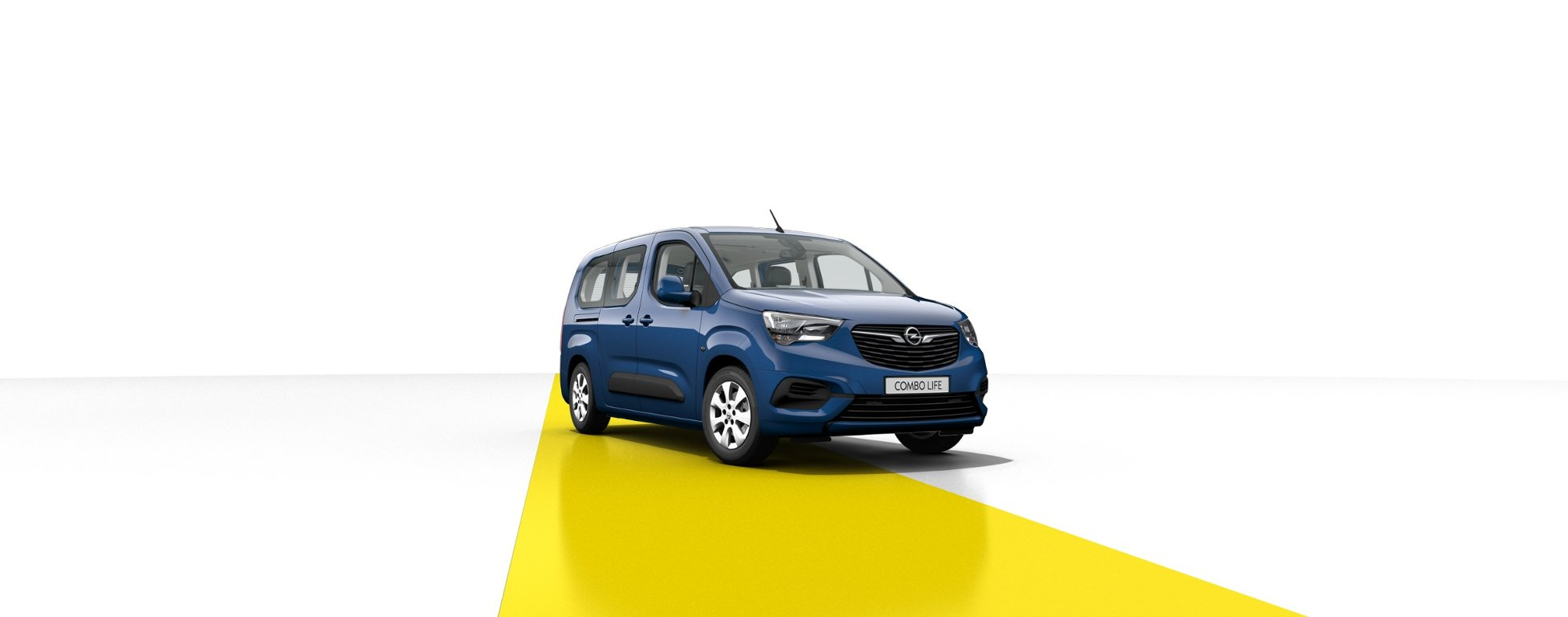 Opel Combo LIFE Smile XL 1.2 Turbo